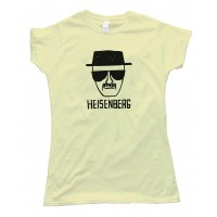 Womens Heisenberg Drawing Breaking Bad Television Show - Tee Shirt