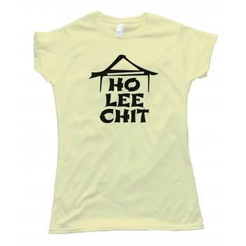 Womens Ho Lee Chit Chinese Restaurant - Tee Shirt