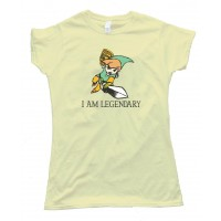 Womens I Am Legendary Legend Of Zelda Nintendo - Tee Shirt
