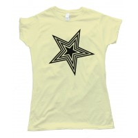 Womens Jersey Shore Star Tv Show Tee Shirt