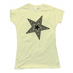 Womens Jersey Shore Star Tv Show Tee Shirt