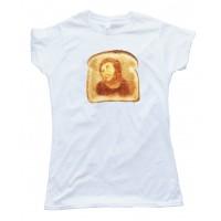 Womens Jesus Restoration Toast - Tee Shirt