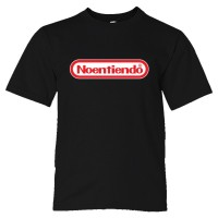 Youth Sized Noentiendo Nintendo I Don'T Understand - Tee Shirt
