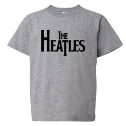 Youth Sized The Heatles Miami Heat Basketball Beatles - Tee Shirt