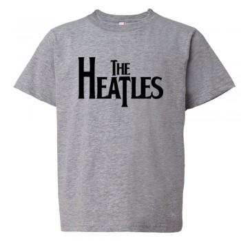 Youth Sized The Heatles Miami Heat Basketball Beatles - Tee Shirt