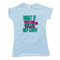 What If Stacey'S Mom Was Jessie'S Girl Tee Shirt