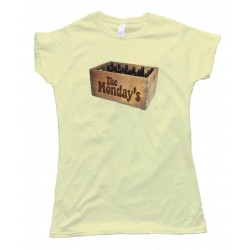 Womens A Case Of The Mondays - Tee Shirt