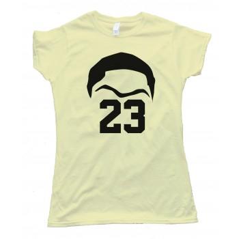 Womens Anthony Davis Unibrow Kentucky Basketball Tee Shirt