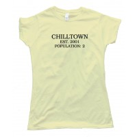 Womens Big Brother Chilltown Boogie - Tee Shirt