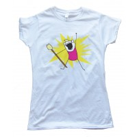 Womens Clean All The Things Tee Shirt