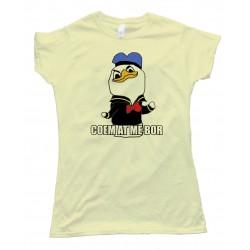 Womens Coem At Me Bor - Come At Me Bro Dolan Tee Shirt