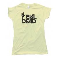 Womens Evil Dead Logo - Tee Shirt