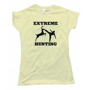 Womens Extreme Hunting - Tee Shirt