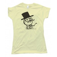 Womens Feel Like A Sir Rage Comic Tee Shirt