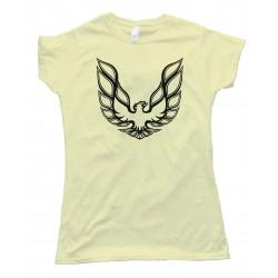 Womens Firebird Pontiac Trans-Am Logo - Tee Shirt