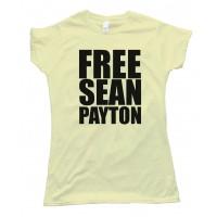 Womens Free Sean Payton Tee Shirt