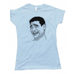 Womens Fuck That Bitch Yao Ming Tee Shirt