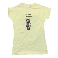 Womens I Am Error - The Legend Of Zelda - A Link To The Past Freak Character - Tee Shirt