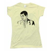 Womens If You Know What I Mean - Mister Bean Tee Shirt