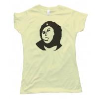 Womens Jesus Che Guevara Bastardization - Tee Shirt