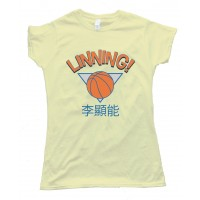 Womens Linning! Jeremy Lin New York Knicks Tee Shirt