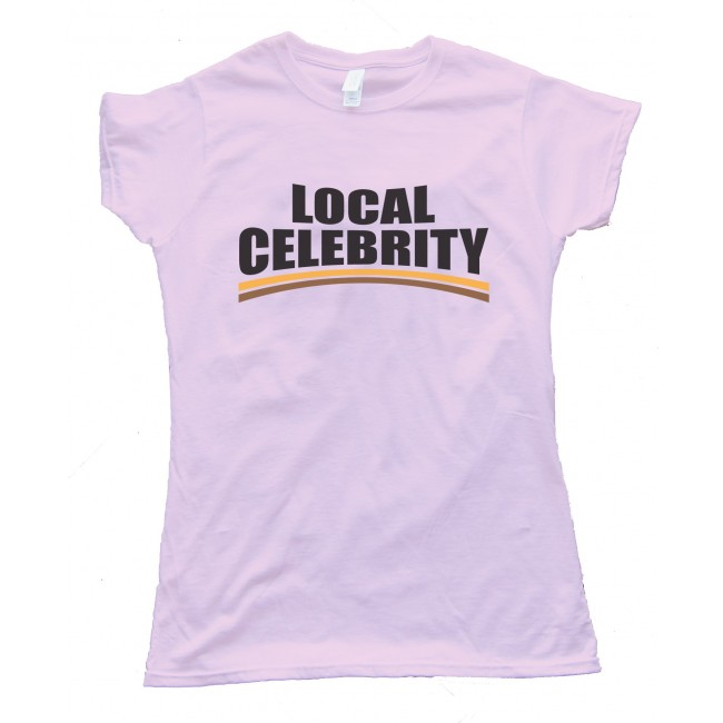 Womens local celebrity tee shirt for Celebrity t shirts wholesale