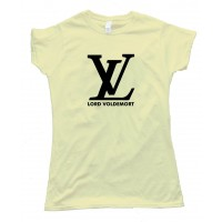 Womens Lord Voldemort - Tee Shirt