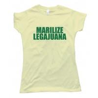 Womens Marilize Legajuana - Tee Shirt