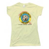 Womens Michael Ockenbaul'S Trophy Cougar Hunting Guide Service - Tee Shirt