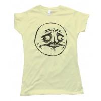 Womens Not Sure If Gusta Me Gusta Tee Shirt