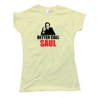 Womens Pointer Better Call Saul - Tee Shirt