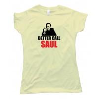 Womens Pointer Better Call Saul - Tee Shirt