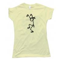 Womens The Crane - Karate Kid - Tee Shirt
