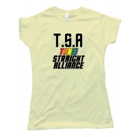 Womens Tsa Takei Straight Alliance - Tee Shirt