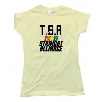 Womens Tsa Takei Straight Alliance - Tee Shirt