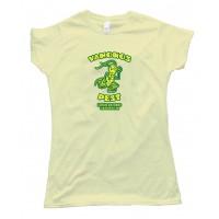 Womens Vamanos Pest Breaking Bad - Tee Shirt
