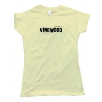Womens Vinewood Hollywood Sign Gta V - Tee Shirt