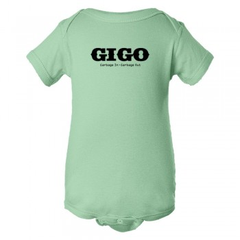 Baby Bodysuit Gigo Garbage In