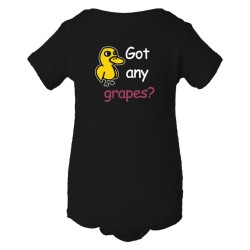 Baby Bodysuit Got Any Grapes? Meme