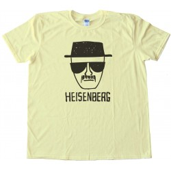 Breaking Bad Heisenberg Drawing - Tee Shirt