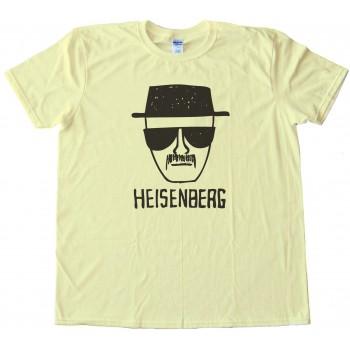 Breaking Bad Heisenberg Drawing - Tee Shirt