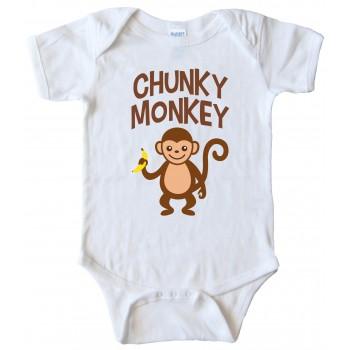 Chunky Monkey - Baby Bodysuit