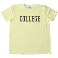 College Animal House - Tee Shirt