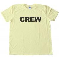 Crew Tee Shirt
