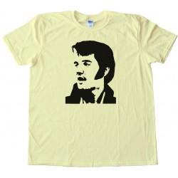 Elvis Presley Sideview - Tee Shirt