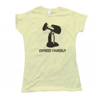 Express Yourself! Breast Feeding Tee Shirt
