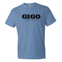 Gigo Garbage In