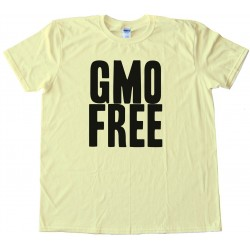 Gmo Free - Tee Shirt