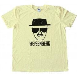 Heisenberg Drawing Breaking Bad Television Show - Tee Shirt