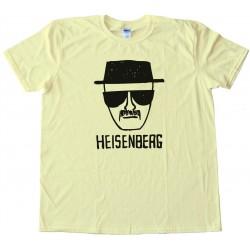 Heisenberg Drawing Breaking Bad Television Show - Tee Shirt